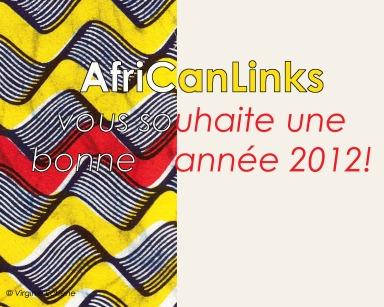 AfriCanLinks_Bonne année 2012