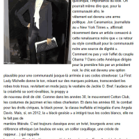 "Le ""Black Fashion power"" a toujours été sur ON!!!"