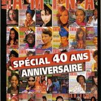 "Le magazine ""Amina"" rend hommage à la créatrice Almen GIBIRILA!"