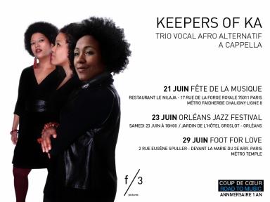 Keepers of Ka