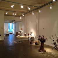 Ndary Lo à la Galerie Guigon