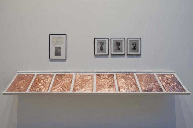 Sammy Baloji Sociétés secrètes, 2015 at the Belgian Pavilion Photo Alessandra Bello_1