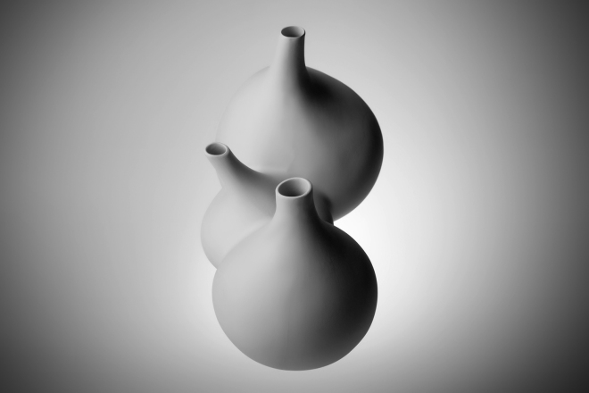 3SOME Vase White Background