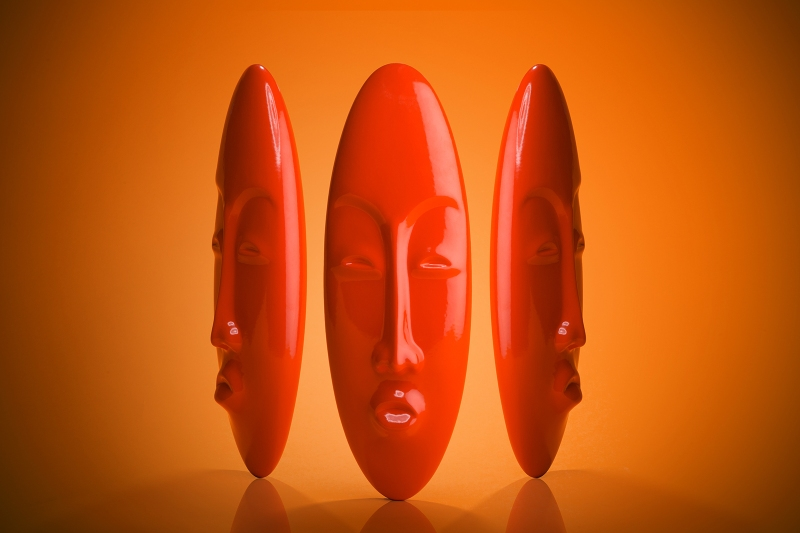 ZOO Mask Orange