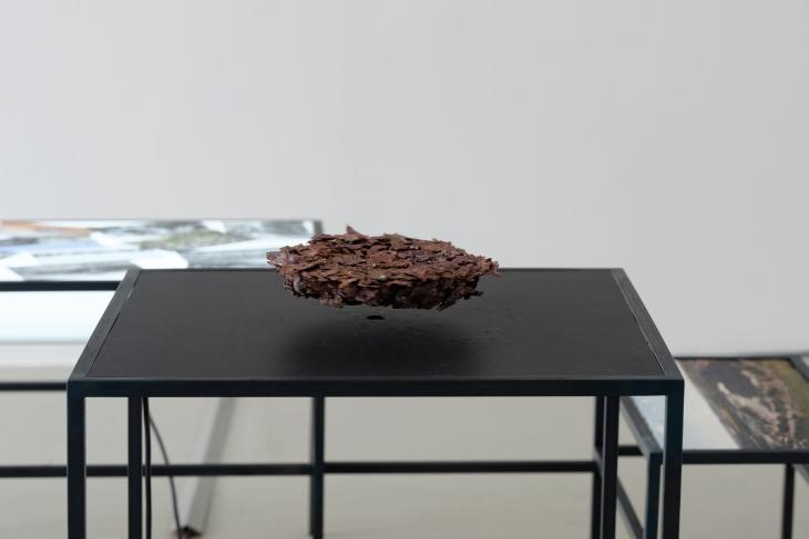 7 Otobong Nkanga - Tsumeb Fragments - 2015 - Sculpture (Detail) - Kadist Art Foundation Paris