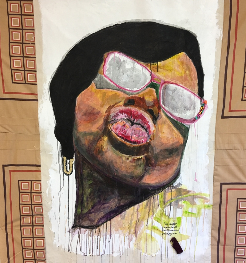 tameka-jenean-norris-marilyn-no-matter-what-he-do-work-in-progress-2016-fabric-canvas-acrylic-paint-thread-55-x-50-in-courtesy-the-artist-and-ronchini-gallery