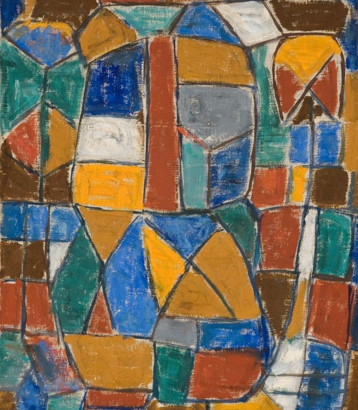 oeuvre de l'artiste Ernest Mancoba