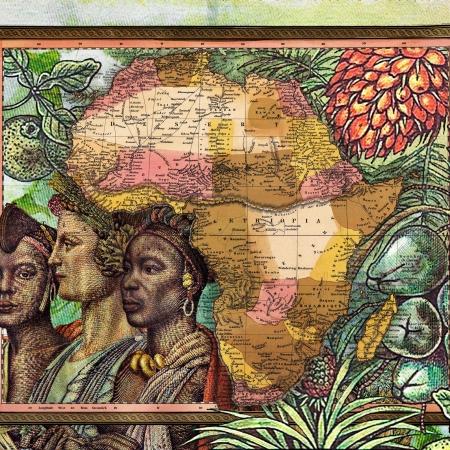 blog d'art africain