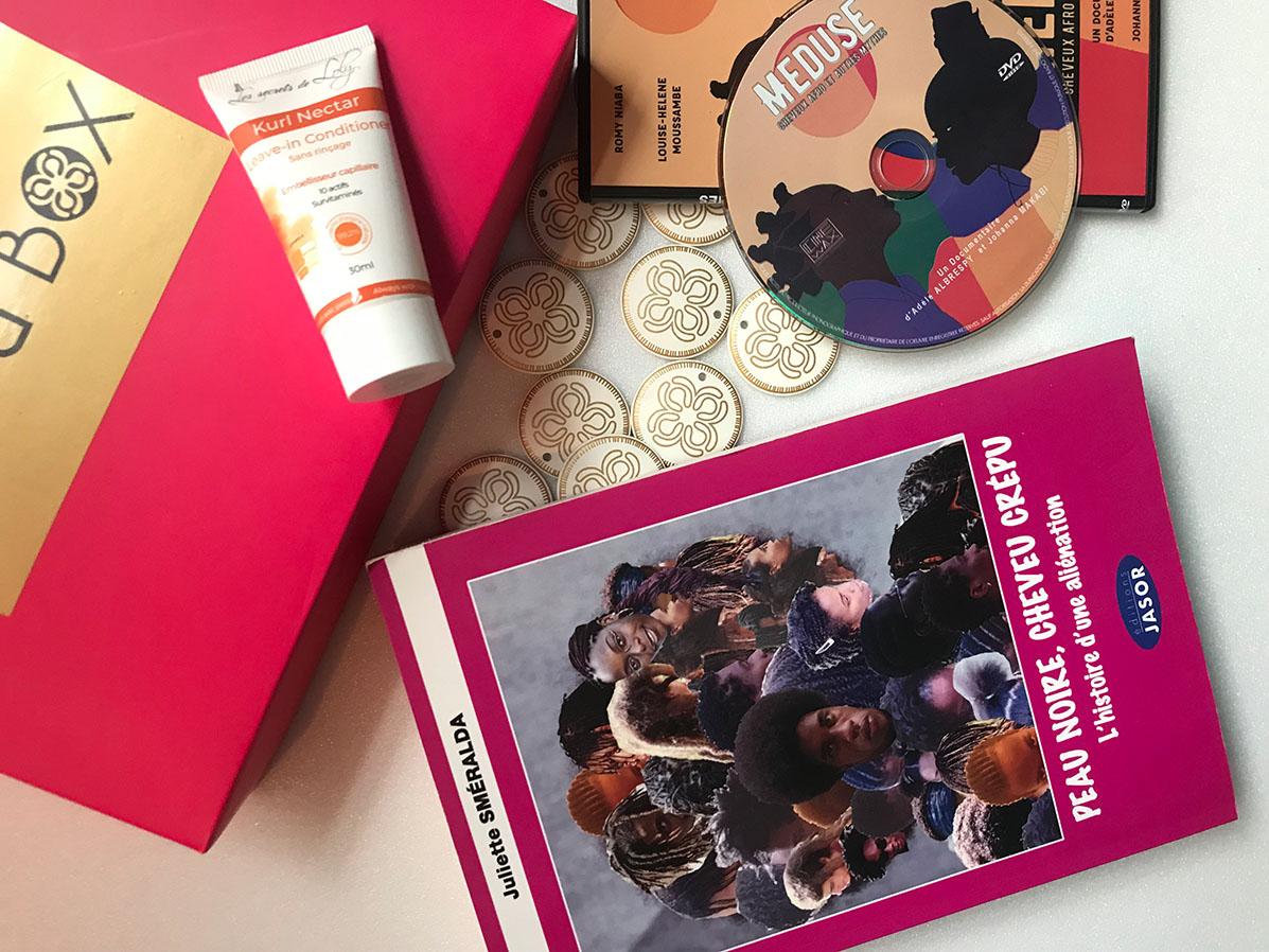 coffret cadeau culturel Noor Box