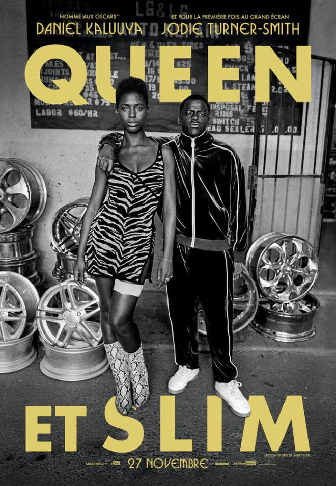 Affiche du Film Queen and Slim